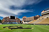 University of Colorado   Champions Center - Folsom Field