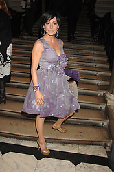 NANCY DELL'OLIO at the Royal Academy of Art Summer Exhibition Preview Party on 4th June 2008.<br /><br />NON EXCLUSIVE - WORLD RIGHTS
