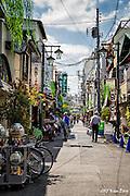 Side street in Asakusa
