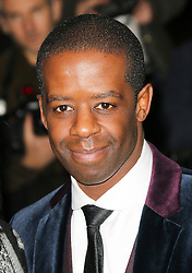 © Licensed to London News Pictures. Adrian Lester attending the London Evening Standard Theatre Awards at the The Savoy Hotel in London, UK on 17 November 2013. Photo credit: Richard Goldschmidt/PiQtured/LNP