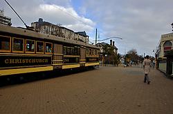 Christchurch foi fundada em 1850 por imigrantes ingleses a mando da igreja britânica que tinha como intuito recriar partes da Inglaterra no Pacifico Sul. Até hoje, traços desta cultura são vistos por toda a parte da cidade, que é uma das que mais cresceu nos últimos anos. FOTO: Lucas Uebel/Preview.com