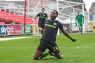 Swindon Town v Forest Green Rovers 070320