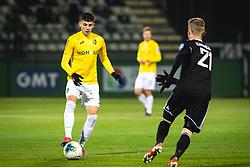 during football match between NŠ Mura and NK Bravo in 20th Round of Prva liga Telekom Slovenije 2019/20, on December 5, 2019 in Fazanerija, Murska Sobota, Slovenia. Photo by Blaž Weindorfer / Sportida