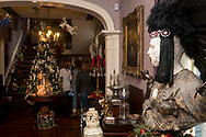 Goshen, New York - The Goshen Christmas House Tour was held on Dec. 3, 2016.  The event was a benefit for Catholic Charities Community Services and featured self-guided tours of eight private Goshen homes.