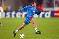 Fotball<br /> UEFA Champions League 2003/2004<br /> Foto: Digitalsport<br /> Norway Only<br /> <br /> 031126 - VFB STUTTGART v RANGERS GLASGOW<br /> CAPUCHO (RAN)<br /> PHOTO LAURENT BAHEUX