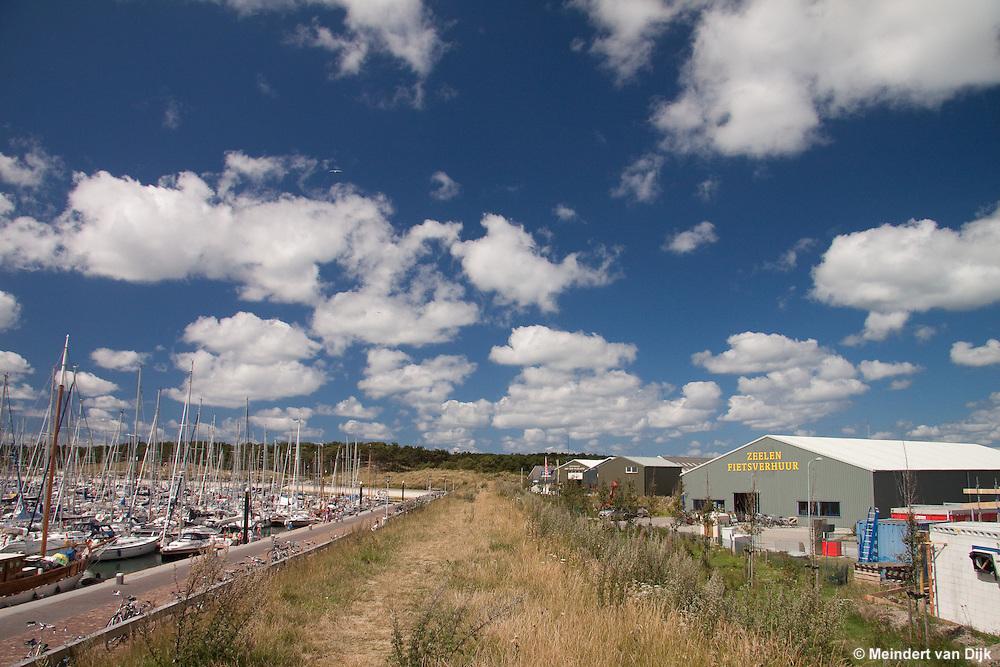 Vlieland - bedrijventerrein Oosterseveld