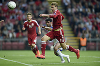 Fotball<br /> 07.09.2014<br /> EM-kvalifisering<br /> Danmark v Armenia<br /> Foto: imago/Digitalsport<br /> NORWAY ONLY<br /> <br /> Niclas Bendtner, Danmark