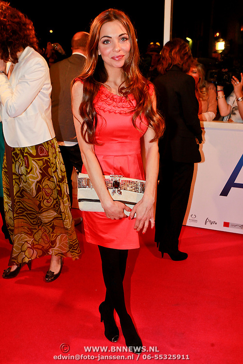 NLD/Den Haag/20110406 - Premiere Alle Tijden, Georgina Verbaan
