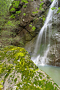 Carson Falls, Marin County Open Space, Marin County, California
