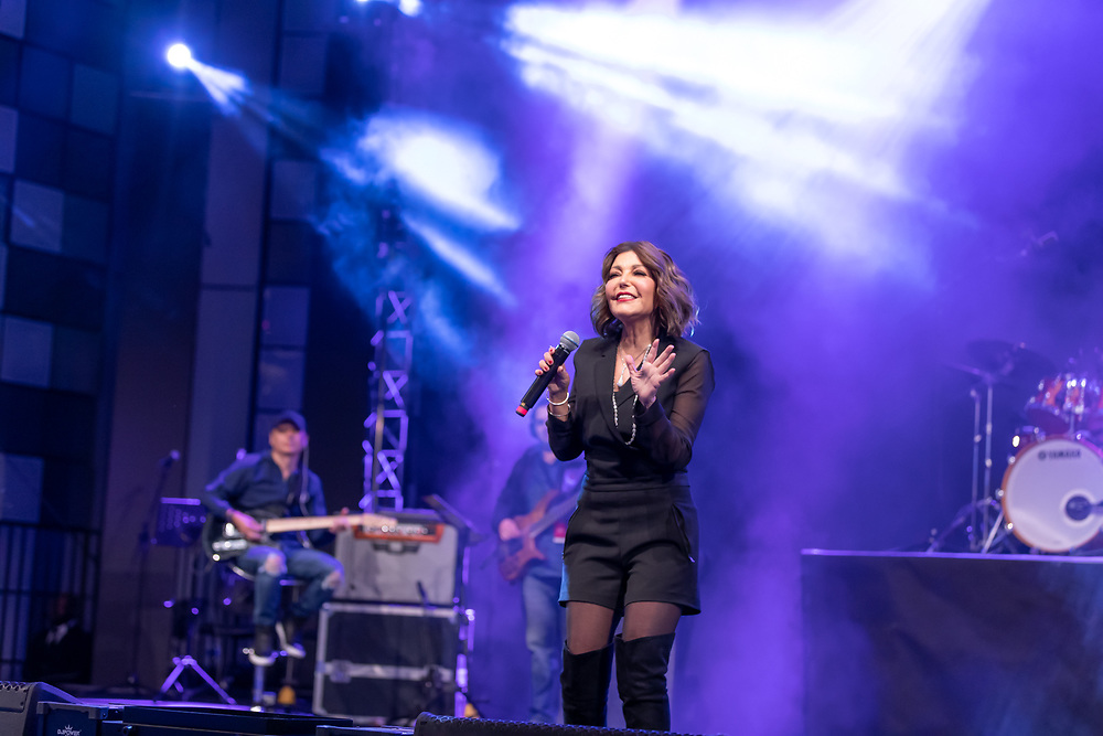 Samira Said live in Dubai, DSF 2020