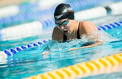 Tjasa Vozel competes in 200m Breaststroke during Slovenian Swimming National Championship 2014, on August 3, 2014 in Ravne na Koroskem, Slovenia. Photo by Vid Ponikvar / Sportida.com