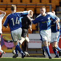 St Johnstone FC September 2004