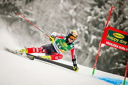 Erik Read of Canada during 2nd run of Men's Giant Slalom race of FIS Alpine Ski World Cup 57th Vitranc Cup 2018, on March 3, 2018 in Podkoren, Kranjska Gora, Slovenia. Photo by Ziga Zupan / Sportida