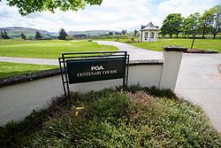 The Centenary Course at Gleneagles.
