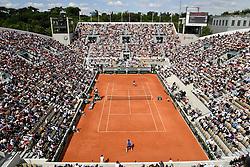 May 27, 2019 - Paris, France, F - Tennis : Roland Garros 2019  -  court Suzanne Lenglen (Credit Image: © Panoramic via ZUMA Press)