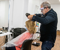 GEMINI HAIR SALON Bicester is to reopen for buseness will all the new social distancing measures in place, after a driver lost control in the car park of the Kingsley Road Shops Bicester and  destroyed The Kent Hon The Chinese takeaway during lock down  he building was home to GEMINI HAIR SALON ,a laundrette, hairdressers, fish and chip shop and Co-operative store.the staff at gemini  have found a new shop in bicester town centre and after three weeks they are ready to reopen  tommrow 4th of july 2020 <br /> form more info contact the owner Charles