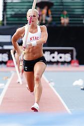 Samsung Diamond League adidas Grand Prix track & field; women's pole vault, Mary Saxer, USA,
