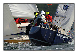The final day of the Bell Lawrie Scottish Series, breezy and bright conditions from the North allowed the sailors to compete on a level par...GBR8189N Blue Tack a Sonata enjoyed close racing in the 17 strong fleet..