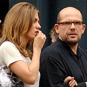 NLD/Laren/20060923 - Jaap van Zweden en dochter Anne-Sophie Laren