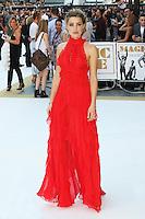 Amber Heard, Magic Mike XXL - European Film Premiere, Leicester Square, London UK, 30 June 2015, Photo by Richard Goldschmidt