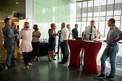 Podjetniski zajtrk skupine BNI Mostovi, on August 21, 2019 in GZS, Ljubljana, Slovenia. Photo by Vid Ponikvar / Sportida