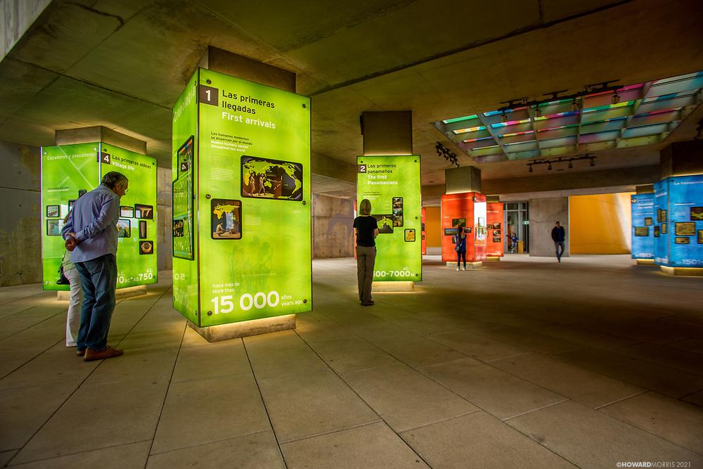 Biomuseo, Panama City, Panama.