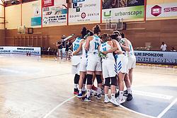 Team of Slovenia during Women's Basketball - Slovenia vs Slovaska on the 14th of June 2019, Dvorana Poden, Skofja Loka, Slovenia. Photo by Matic Ritonja / Sportida
