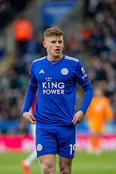 February 3, 2019 - Leicester, England, United Kingdom - Harvey Barnes of Leicester City during the Premier League match between Leicester City and Manchester United at the King Power Stadium, Leicester on Sunday 3rd February 2019. (Credit Image: © Mi News/NurPhoto via ZUMA Press)