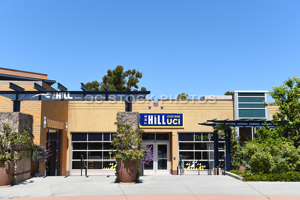 The Hill at the University of California Irvine School supplies and School Apparel
