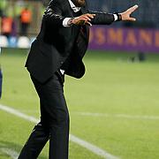 Besiktas's coach Slaven Bilic during their Turkish superleague soccer match Besiktas between Sivasspor at Osmanli Stadium in Istanbul Turkey on Sunday 19 October 2014. Photo by Kurtulus YILMAZ/TURKPIX