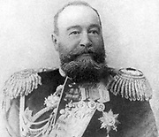 Vice-Admiral Alexeiev, Viceroy of Russian Dominions in the Far East at time of Russo-Japanese War 1904-1905.
