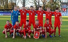2018-11-17 Sweden U19 v Wales U19
