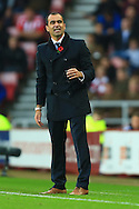 Manager of Everton, Roberto Martinez - Sunderland vs. Everton - Barclay's Premier League - Stadium of Light - Sunderland - 09/11/2014 Pic Philip Oldham/Sportimage