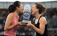 TENNIS - WTA - 2020 BRISBANE INTERNATIONAL 060120
