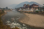 Pumakha Dzong, Bhutan