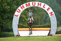 Martin Boyd (USA) - Otis Barbotiere <br /> Cross Country <br /> CCI4*  Luhmuhlen 2014 <br /> © Hippo Foto - Jon Stroud