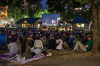 Outdoor Cinema @ Cal Anderson Park