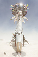 Lodestar by: Randy Polumbo from: New York, NY year: 2018<br /> <br /> Lodestar is made of an old military jet that has been involuntarily blossomed into a contemplative flower and gathering place for human pollinators.<br /> <br /> URL: http://polumbo.com My Burning Man 2018 Photos:<br /> https://Duncan.co/Burning-Man-2018<br /> <br /> My Burning Man 2017 Photos:<br /> https://Duncan.co/Burning-Man-2017<br /> <br /> My Burning Man 2016 Photos:<br /> https://Duncan.co/Burning-Man-2016<br /> <br /> My Burning Man 2015 Photos:<br /> https://Duncan.co/Burning-Man-2015<br /> <br /> My Burning Man 2014 Photos:<br /> https://Duncan.co/Burning-Man-2014<br /> <br /> My Burning Man 2013 Photos:<br /> https://Duncan.co/Burning-Man-2013<br /> <br /> My Burning Man 2012 Photos:<br /> https://Duncan.co/Burning-Man-2012