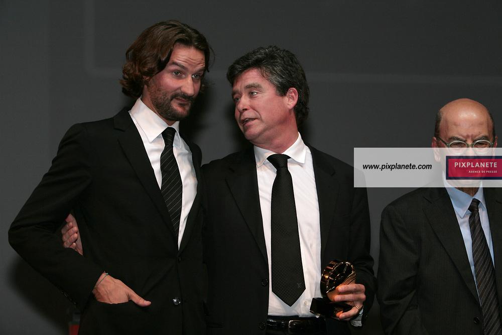 Frédéric Beigbéder - Remise du prix littéraire - 33 ème Festival du Film Américain - Deauville - 6/09/2007 - JSB / PixPlanete