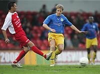 v.l. Serkan Oenet, Olli Pocher<br /> Sansibar - Tuerkische Republik Nordzypern 1:3<br /> Fifi Wild Team Cup 2006<br /> Norway only
