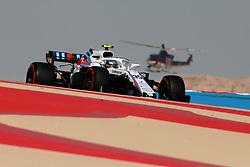 April 7, 2018 - Sakhir, Bahrain - Motorsports: FIA Formula One World Championship 2018, Grand Prix of Bahrain, , #35 Sergey Sirotkin (RUS Williams Mercedes, Mercedes) (Credit Image: © Hoch Zwei via ZUMA Wire)