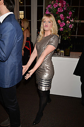 Camilla Kerslake at the Debrett's 500 Party recognising Britain's 500 most influential people, held at BAFTA, 195 Piccadilly, London England. 23 January 2017.<br /> No UK magazines - contact www.silverhubmedia.com
