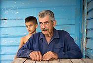 Tobacco farmers<br /> <br /> Viñales, Cuba. 2015