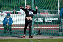 FYLACHTOS Marinos, 2014 IPC European Athletics Championships, Swansea, Wales, United Kingdom