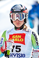 FIS Alpine Ski World Cup 2009 Lady, Tarvisio, 2. Training Abfahrt, im Bild ROBNIK Mateja, Nation SLO, Born 1987, Ski Fischer, Fiscode 565315, EXPA Pictures © 2009, Photographer EXPA/ J. Groder/ SPORTIDA PHOTO AGENCY