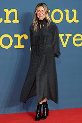 Amy Nauiokas attends BFI London Film Festival Headline Gala Screening of 'Can You Forgive Me', BFI Southbank, London. Friday 19th Oct 2018.
