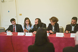 London, Foreign Press Association. Launch of Staramasce a meetings of minds on Afghanistan