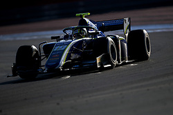 March 7, 2018 - Le Castellet, France - LANDO NORRIS of Great Britain and Carlin drives during the 2018 Formula 2 pre season testing at Circuit Paul Ricard in Le Castellet, France. (Credit Image: © James Gasperotti via ZUMA Wire)