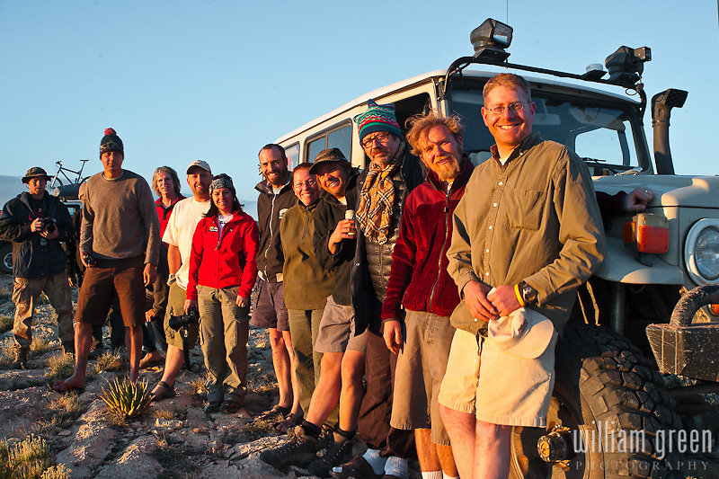 Carbon Neutral Expedition 2010