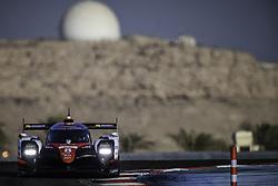 November 16, 2017 - Sakhir, Bahrein - 8 TOYOTA GAZOO RACING (JPN) TOYOTA TS050 HYBRID LMP1 ANTHONY DAVIDSON (GBR) KAZUKI NAKAJIMA (JPN) SEBASTIEN BUEMI  (Credit Image: © Panoramic via ZUMA Press)